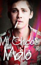 Mi Chico Malo ( Logan Lerman y Tu) by HoNayla