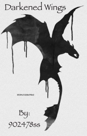 Darkened Wings by 902478ss