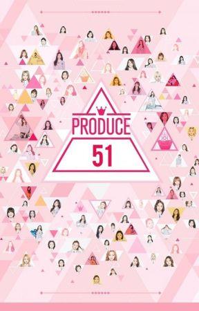 PRODUCE 51 | gg AF by produce51