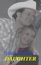 Blake Shelton's Daughter (Adam Levine Story) by Tiffanie98