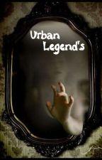 Urban Legend's  by Mrs_Winda