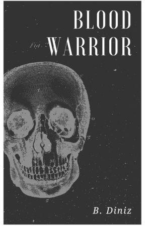 Blood Warrior by babidiniz