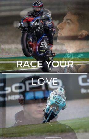 Race your love // Danny Kent & Francesco Bagnaia by KateIsabel5
