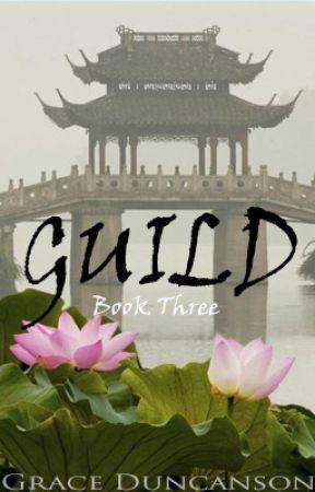 Guild: Book Three by PhantomoCat