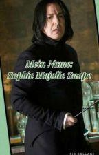 Mein Name:  Sophie Majolie Snape by LesLeaStephanie
