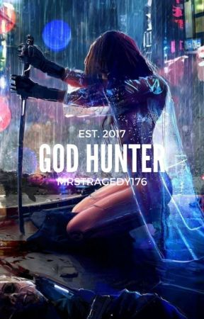 God Hunter by MrsTragedy176
