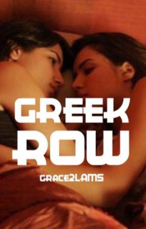 Greek Row (coming soon) by grace2LAMS