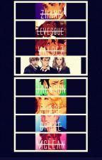 Wenn sich Helden treffen (Percy Jackson und Harry Potter crossover) by AnnabethJackson01