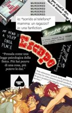 Escape: Fanfiction e altro ancora by Lupacorna