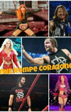 WWE Rompe Corazones by Brichaves