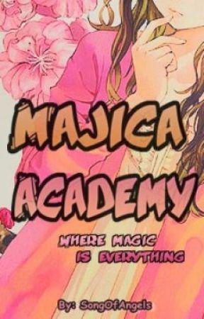 Majica Academy  by SongOfAngels