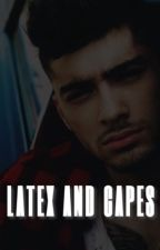 Latex and Capes//ziam by zaynsprecum