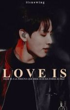 Love Is || Vkook/Taekook by wintertxe