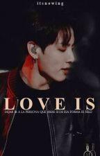 Love Is || Vkook/Taekook by wintertxe