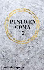 punto en coma ; [Editando] by mariariquero