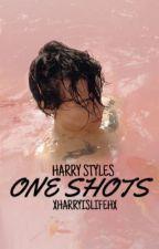 ONE SHOTS»Harry Styles by xharryislifehx
