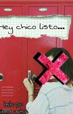 hey chico listo!!! by XimenaCartoon