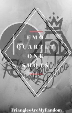 Emo Quartet Oneshots by TrianglesAreMyFandom