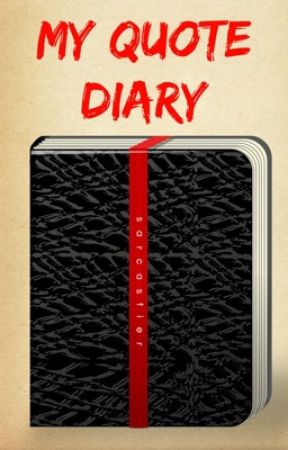 My Quote Diary by sarcastier