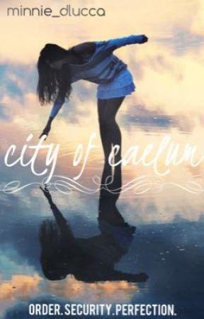 City Of Caelum by minnie_dlucca