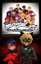Watching Miraculous Ladybug y Chat Noir [EDITANDO] by AkiDupain