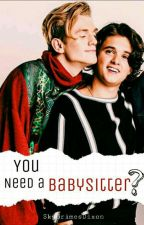 You Need A Babysitter? ㅡ Tradley Evanson  by SkyGrimesDixon