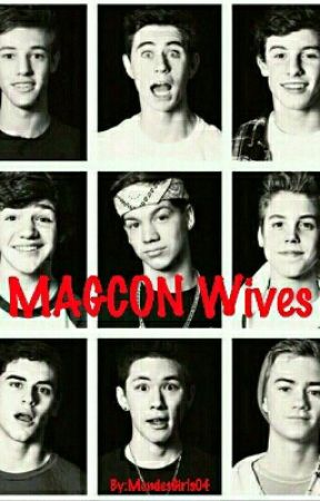 MAGCON Wives by MendesGirls04