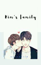 Las locuras de la familia Kim; namjin by caroweird