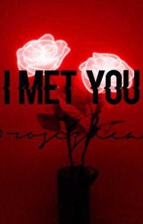 I Met You.... (A Derek Luh Fan Fiction) by RosezHead