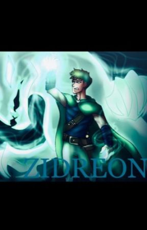 Zidreon by QueenMoldynachos