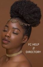 Face Claim Help/FC Directory by steviewonderwall