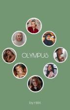 Olympus   Meet My OCs by mikkiandnackk