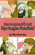 Hermanastros (Springle) by VikyTheCrazy