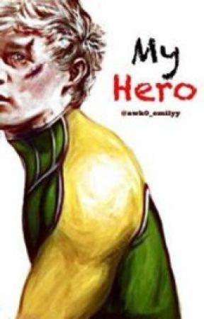 My Hero by awk0_emilyy
