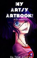Artbook #4!! by Xx-Time_Lord-xX