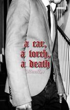 a car, a torch, a death (Tyler Joseph) by idkbrooklyn