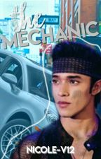 The Mechanic - Joel Pimentel by nicole-v12