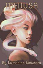 Medusa  by Llama_Land2