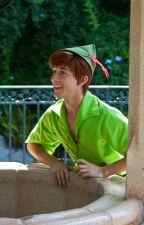 Peter Pan by tashamilton24