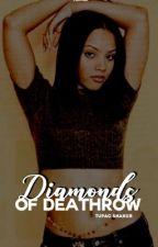 DIAMONDS OF DEATHROW. ☆╮2PAC.  by miaveli