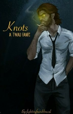 Knots (Bigby Wolf x OC) by TheJelloQueen