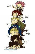 Dragon slayers react  by Princ8ss_Anime12
