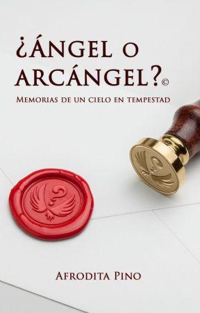 ¿Ángel o arcángel? by AfroditaPino