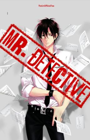 Mr. Detective (Black Butler x Male! Reader) by TheUnOfficalTae