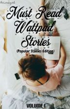 MUST READ Wattpad Stories (Updating...) by clarzaniyah