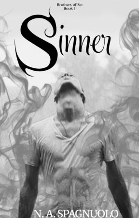 Sinner {Brothers of Sin #1} || NANOWRIMO 2017 by nillyxx