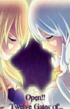 Lucy & Yukino: le soleil et la lune  by Kamicrazyy