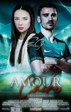 un amour cacher (a.g) by griezmannlloris
