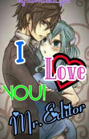 I Love You! Mr.Editor || GruVia Fanfiction || Modern Au by himistu_yui