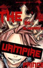 The Vampire Prince [ Natsu x Reader ] by Alybeary13